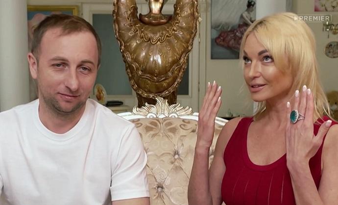 Анастасия Волочкова официально представила своего нового бойфренда Олега