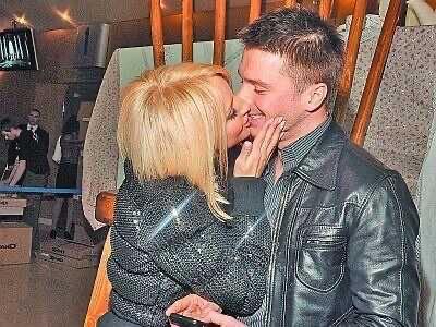 Сергей Лазарев трогательно поздравил Леру Кудрявцеву с 50-летием
