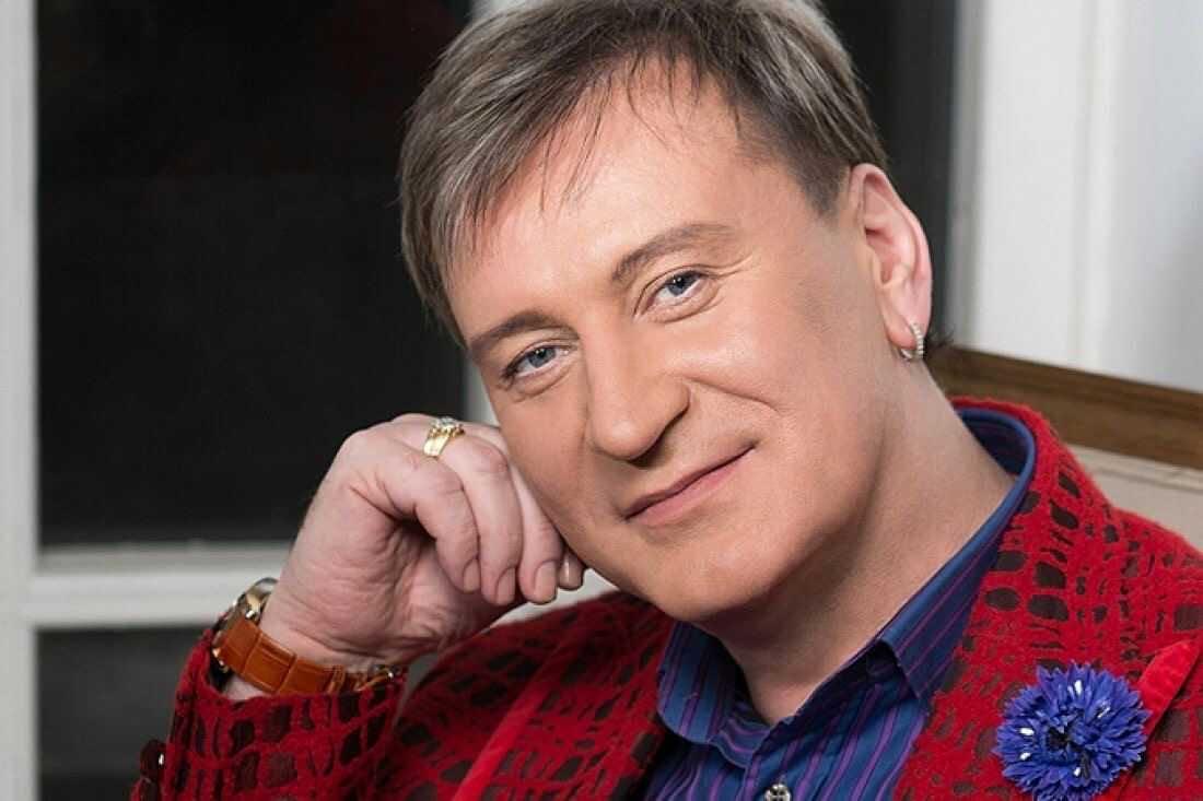 Сергей Пенкин снова высказался о своём внебрачном сыне