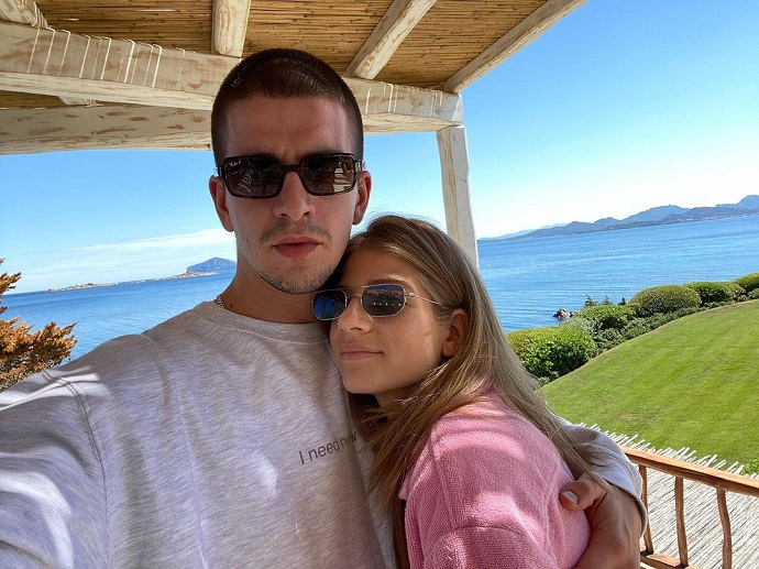 Федук и Саша Новикова официально поженились