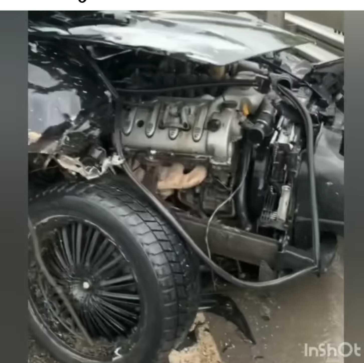 Мокрые дороги, телефон и кое-что ещё: дизайнер Белла Потёмкина вместе с семьей попала в аварию