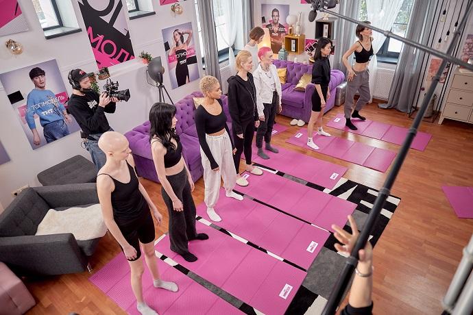 Чемпионка мира по фигурному катанию Евгения Медведева с брендом Nestlé® Fitness придумала, как поддержать участниц известного телепроекта