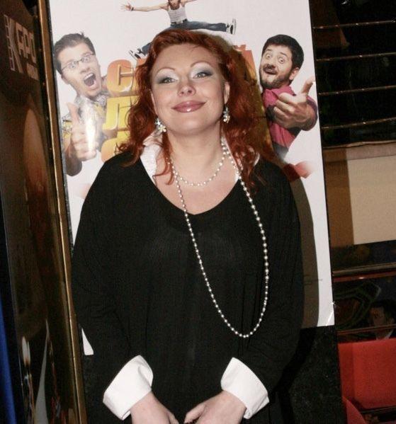 Актриса Наталья Бочкарёва показала себя в весе 120 килограммов