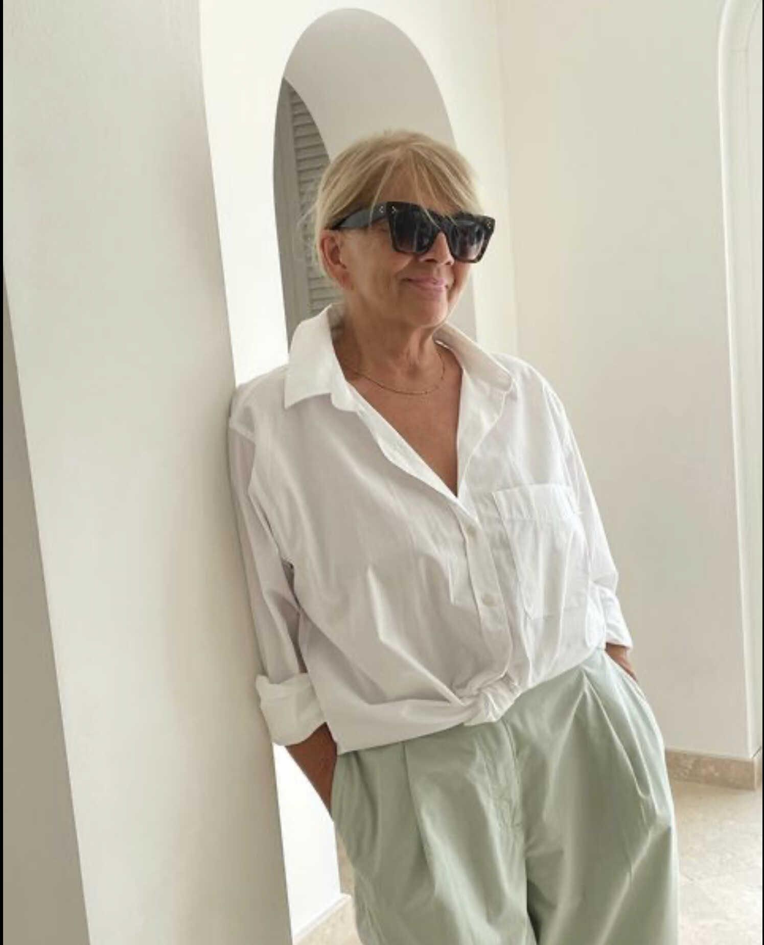Вера Брежнева показала редкое фото 69-летней матери