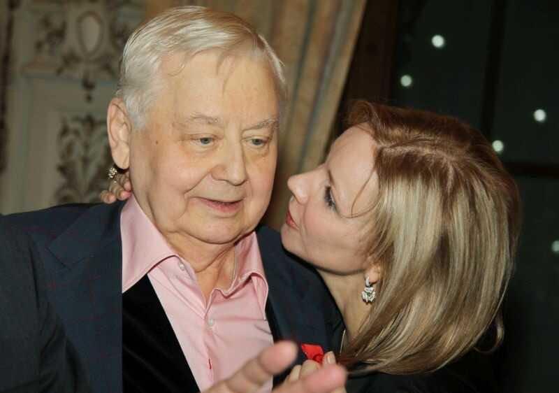 «Мне было обидно»: Марина Зудина призналась, что работала над собой, чтобы наладить отношения с Олегом Табаковым