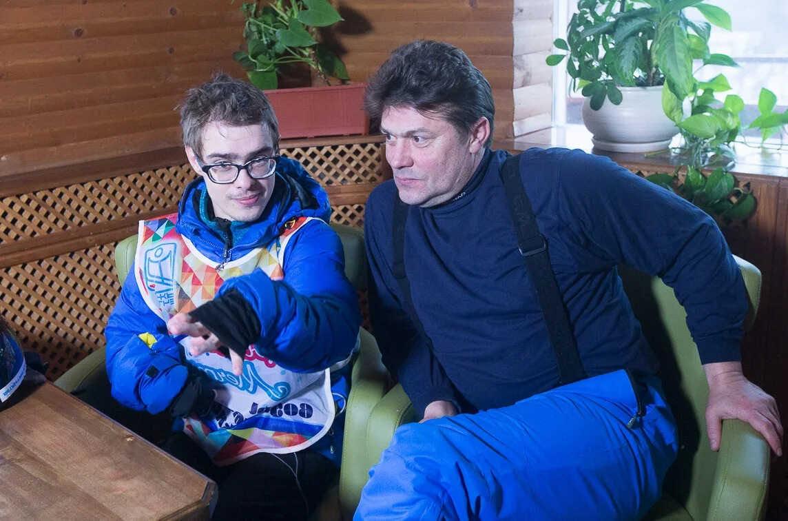 «Это ад»: актер Сергей Белоголовцев рассказал о жизни с больным сыном
