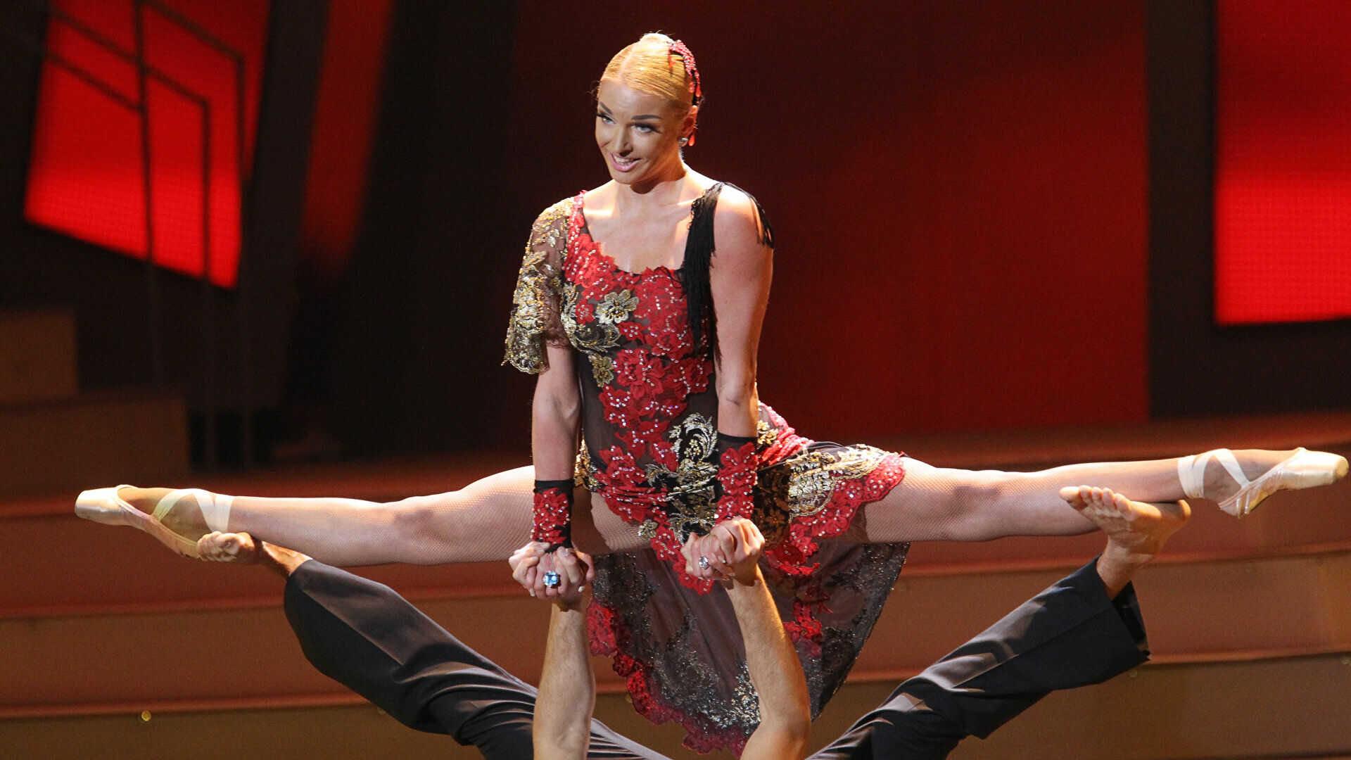 Анастасия Волочкова снова подала в суд на Большой театр