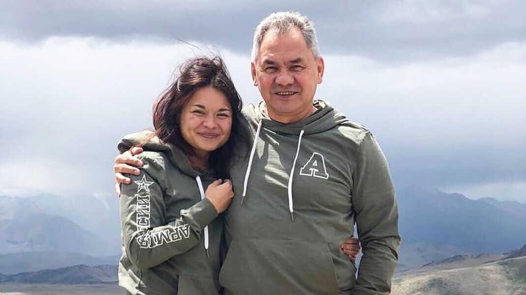Дочь Сергея Шойгу выходит замуж за блогера