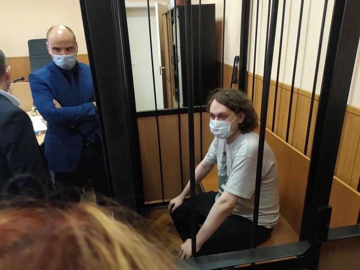 Блогеру Юрию Хованскому требуют присудить пожизненный срок