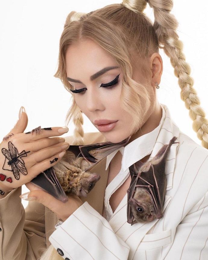 Милана Тюльпанова намекнула на новые отношения
