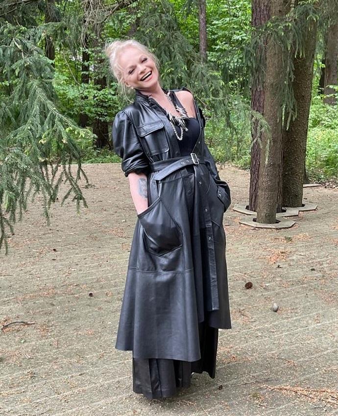 Дочь Ларисы Долиной опубликовала неудачный снимок матери