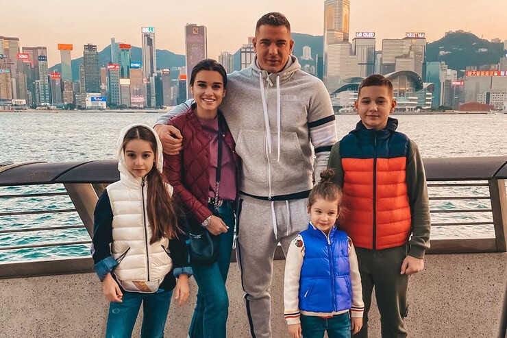 Ксения Бородина официально подала на развод с Курбаном Омаровым