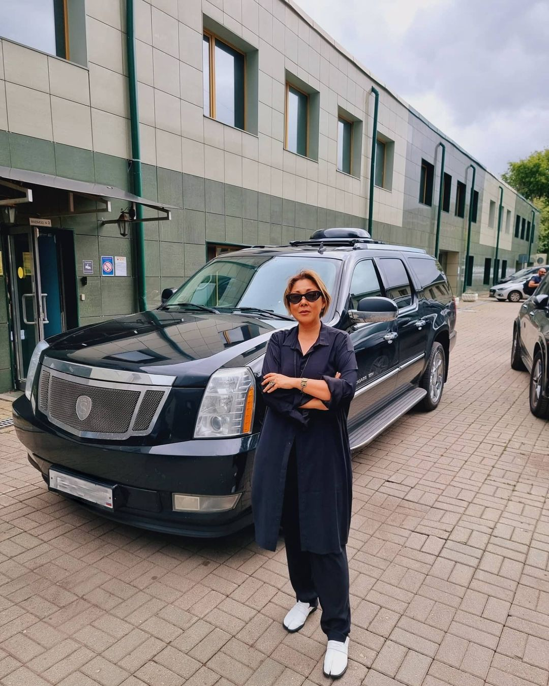 Anita Tsoi sold her luxurious Cadillac