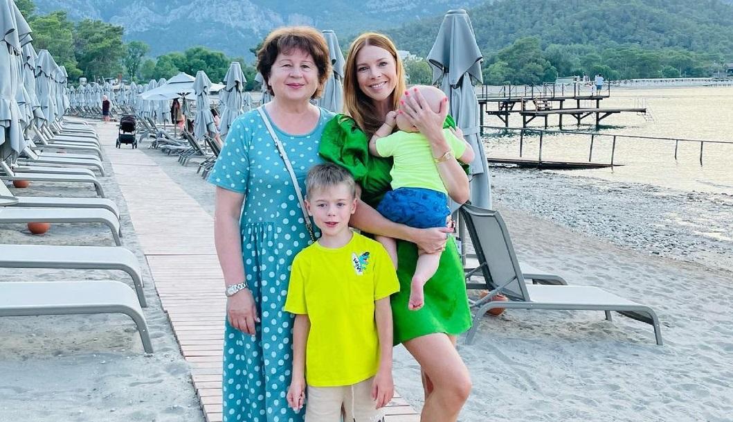 Наталью Подольскую удивил поступок мужа на отдыхе в Турции