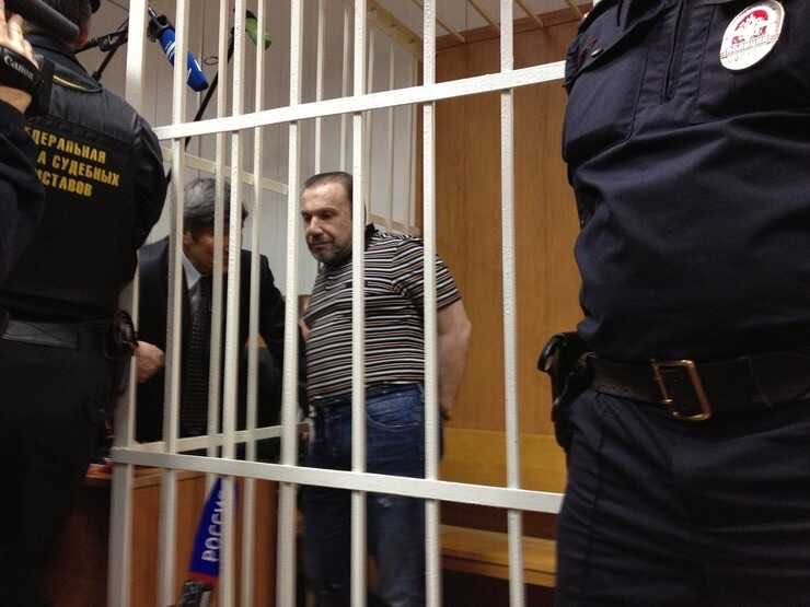 Бывшего мужа Яны Рудковской снова задержали в Москве