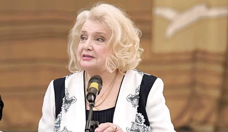 «Хулиганский, извращённый, пошлый балаган»: Татьяна Доронина обратилась к Владимиру Путину