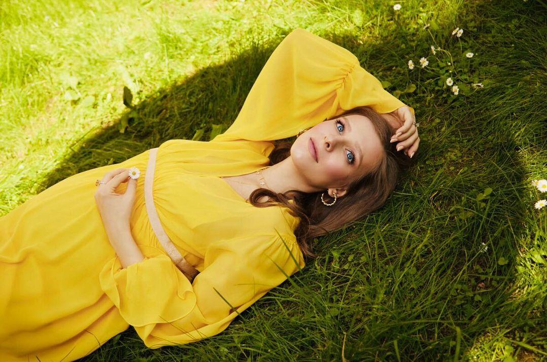 Лиза Арзамасова переболела COVID-19 во время беременности