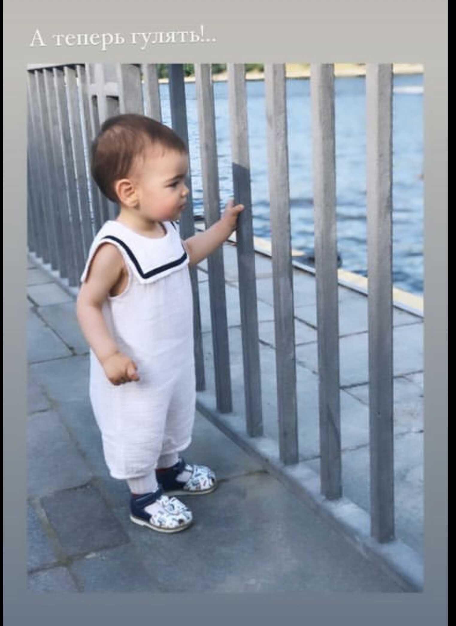 «Теперь гулять!»: Татьяна Брухунова показала подросшего сына от Евгения Петросяна