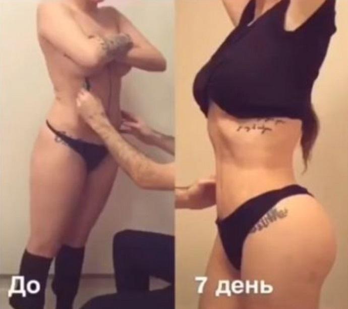 """Певица Асти продемонстрировала на отдыхе """"отрихтованную"""" попку в крохотных трусиках"""