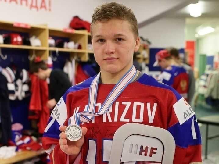 Хоккеист Кирилл Капризов смущенно ответил на вопрос о романе со Стефанией Маликовой