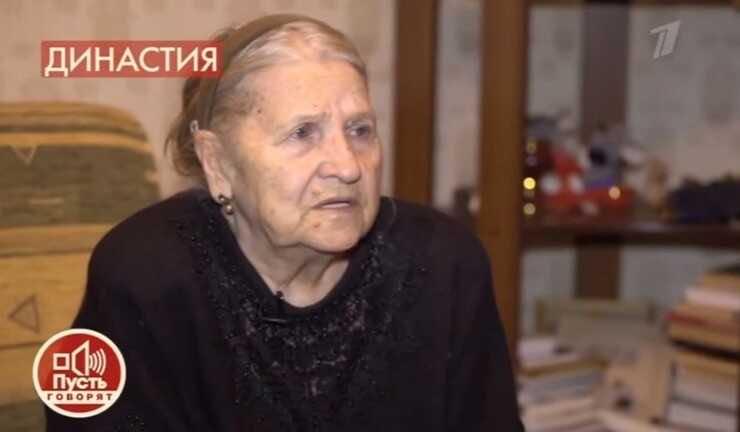 «Дело в наследстве?»: в Москве пропала сестра Нонны Мордюковой