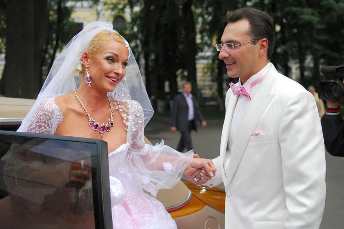Анастасия Волочкова озвучила «погоняло» своего бывшего мужа Игоря Вдовина