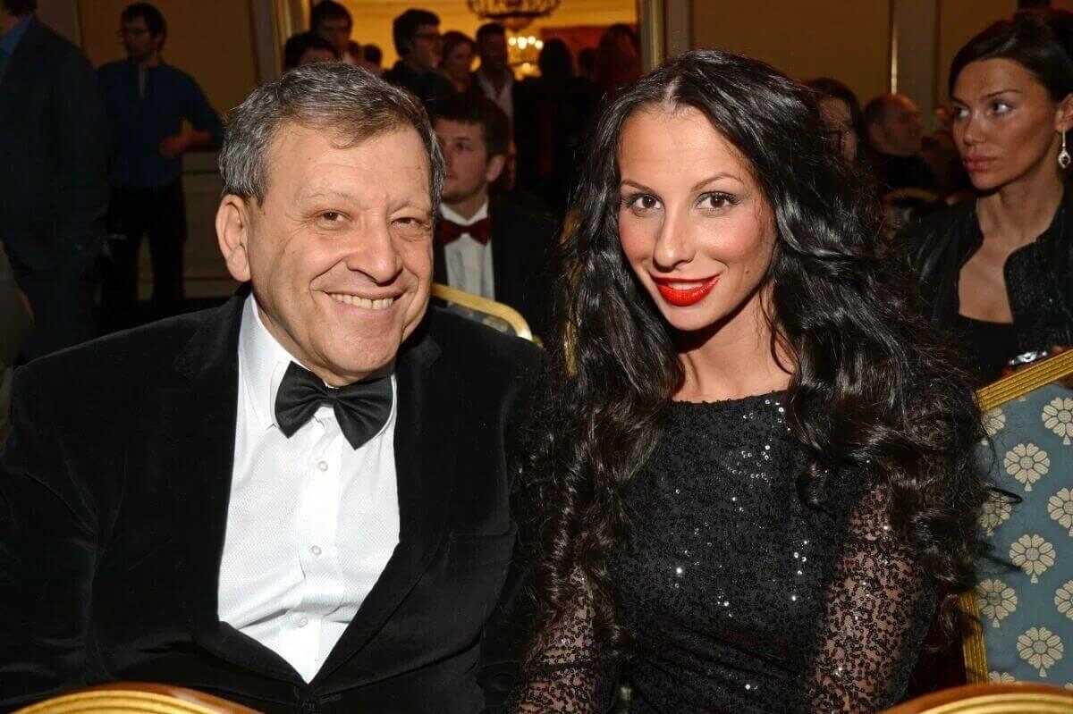 «Борь, ты ей не рассказал?»: бывшая жена обругала покойного Бориса Грачевского