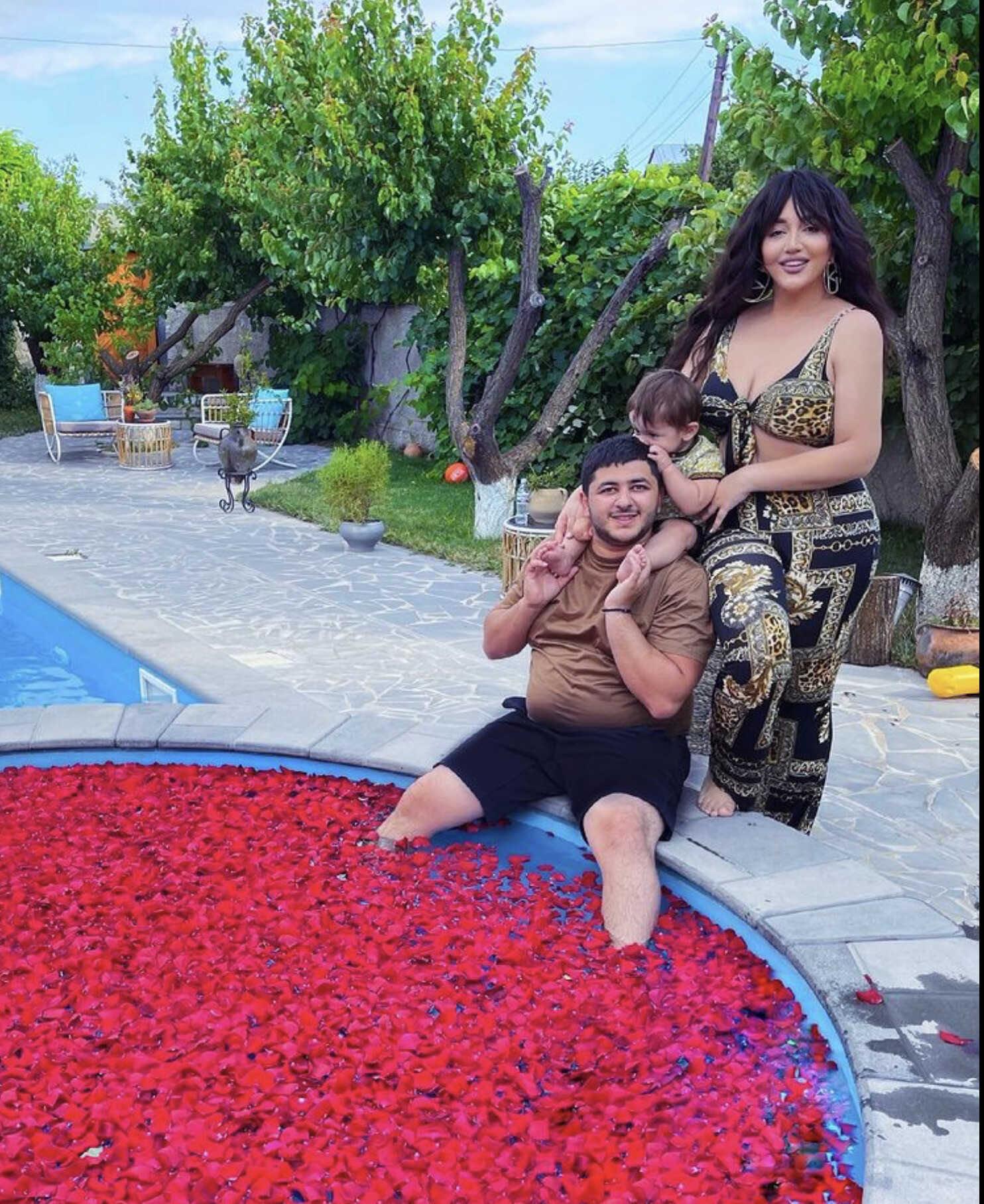 «За что Вы его любите?!»: Гоар Аветисян ответила на критику внешности своего супруга
