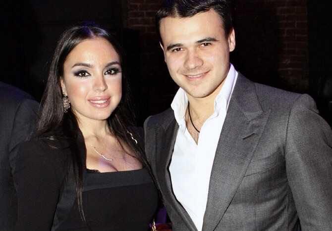 Отец Эмина Агаларова высказался о разводе певца с дочерью президента Азербайджана