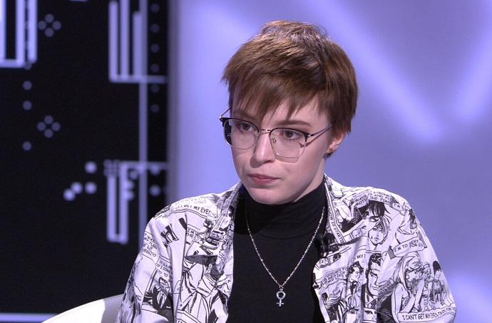 Анна-Мария Ефремова передумала быть Сережей