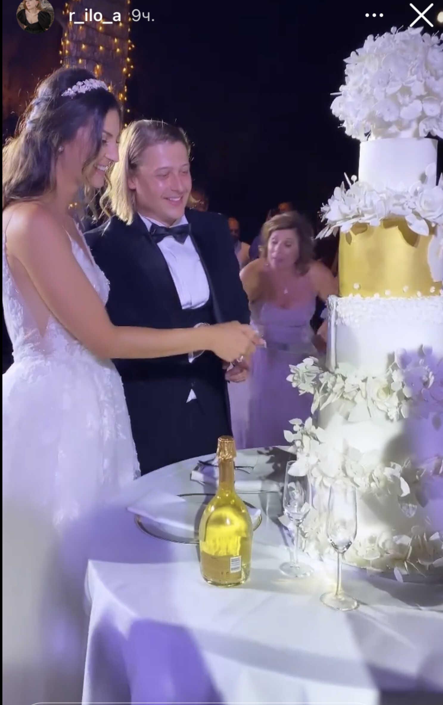 Пасынок Стаса Михайлова женился: снимки с венчания и последующей пирушки