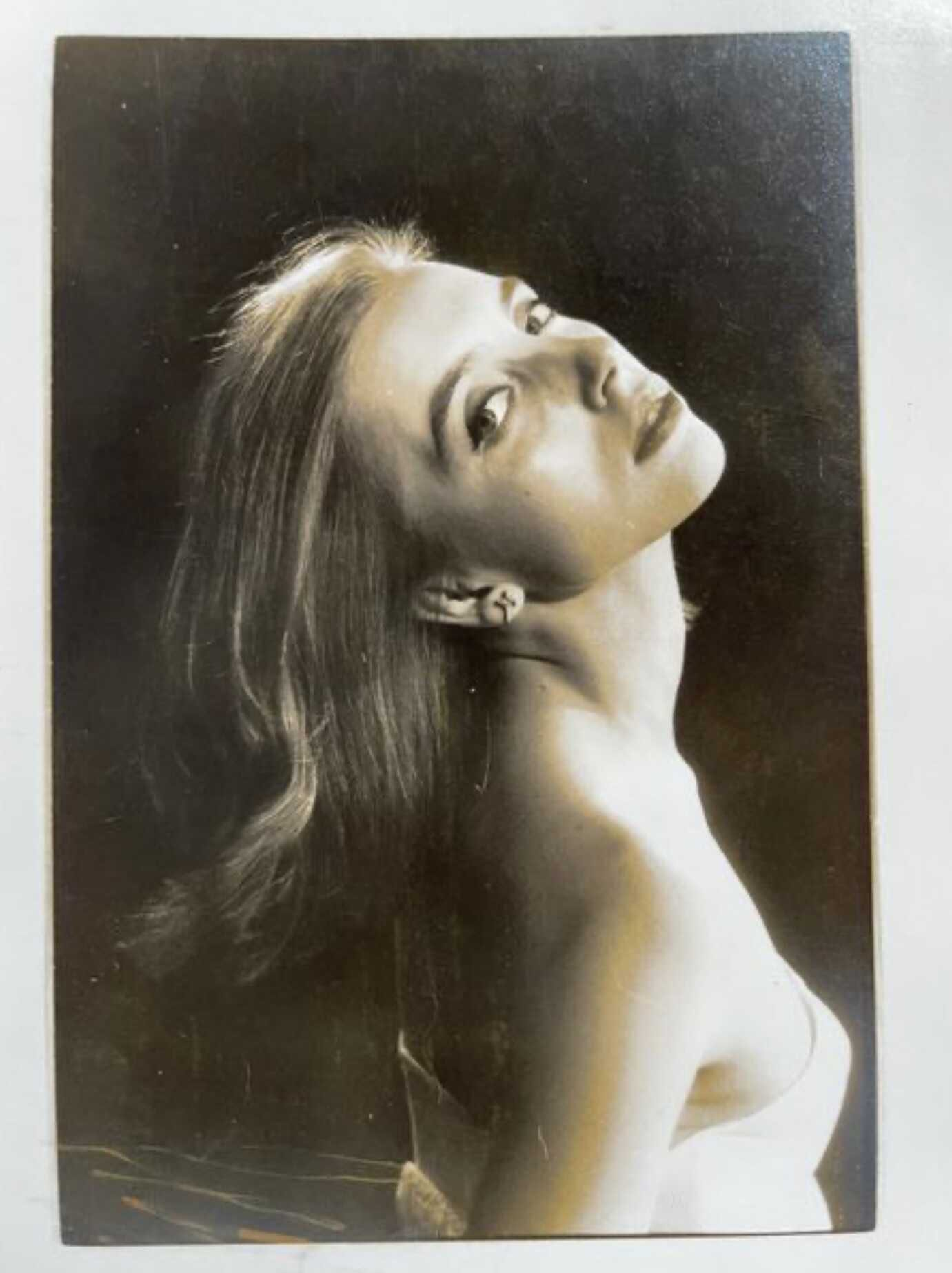 «Секси!»: Светлана Бондарчук поделилась эротичными кадрами своего модельного прошлого