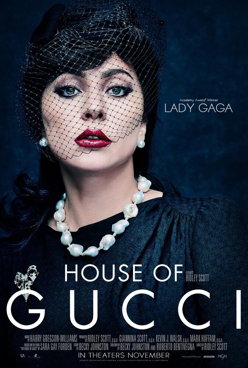 """Ради роли в фильме """"Дом Gucci"""" Джаред Лето отказался от своей красивой внешности, а Леди Гага от имиджа королевы эпатажа"""