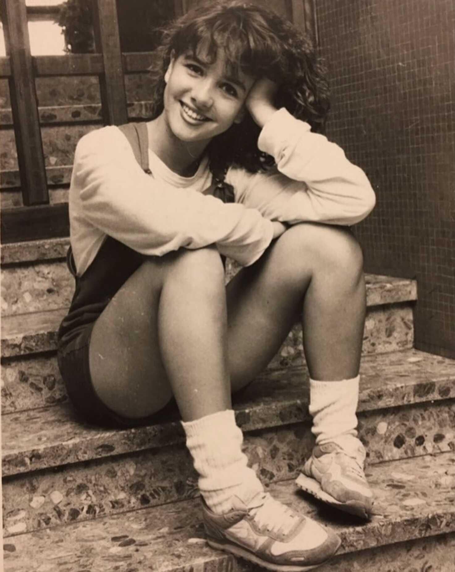«Ангел!»: Наталья Орейро показала, как выглядела в 15 лет