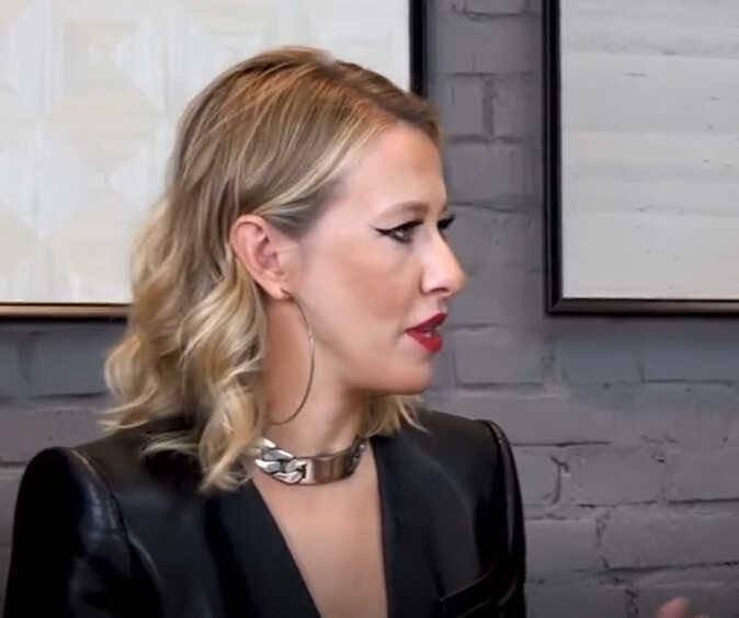«С такой рожей только на рынке торговать»: Ксения Собчак хотела выглядеть сексуально, но прогадала с макияжем