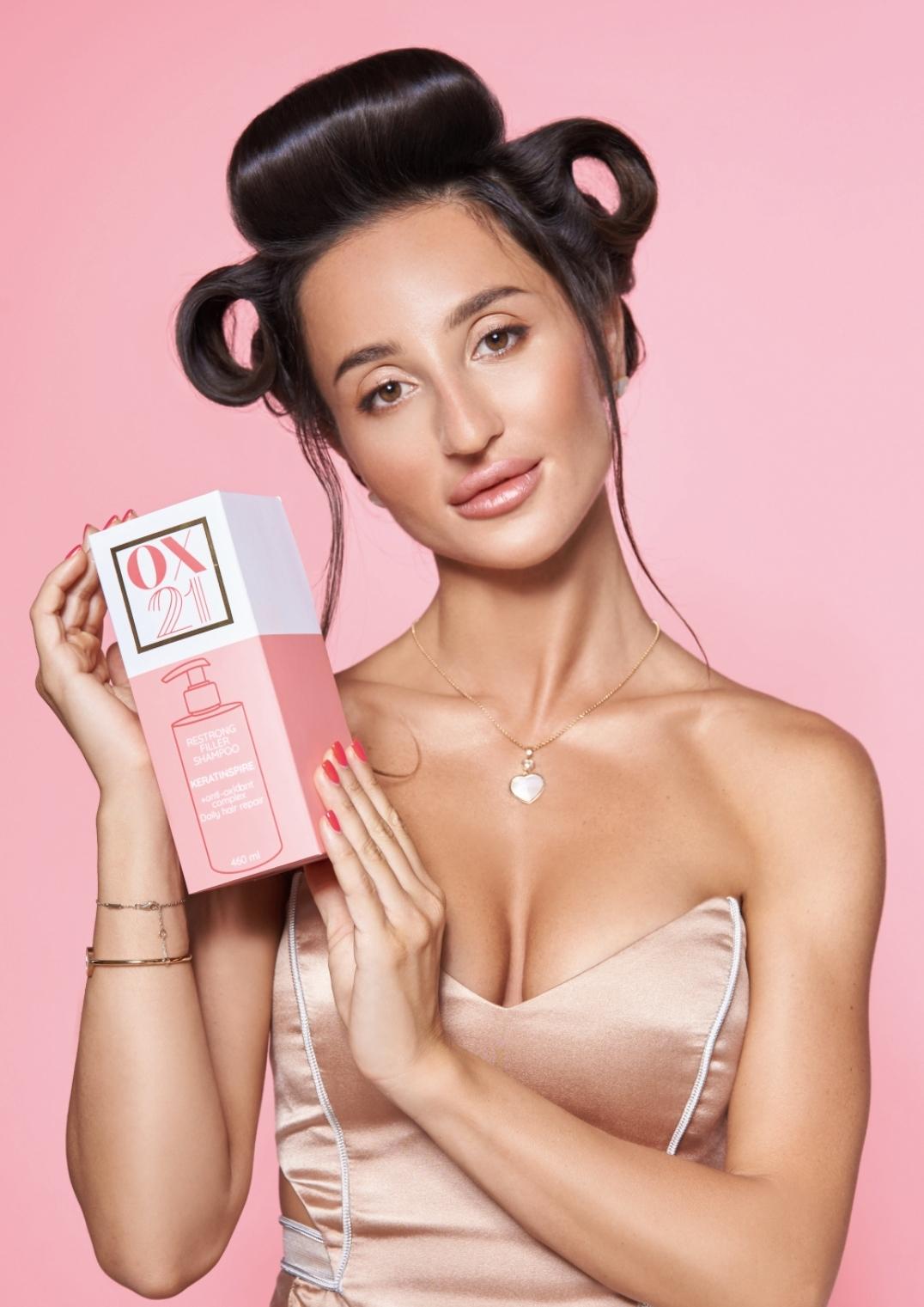 OX21 – это бренд, который позволяет жить волосам и телу