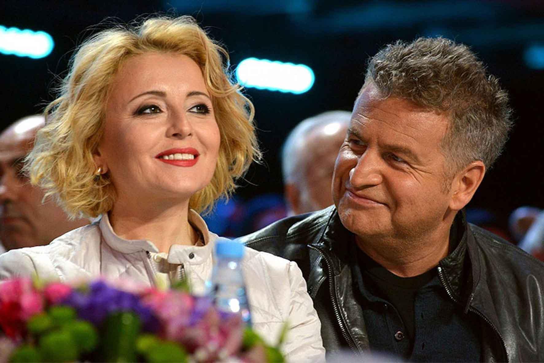 Отар Кушанашвили извинился перед Анжеликой Варум за измены Агутина
