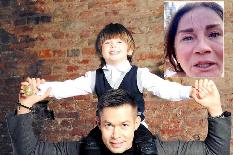 Безбородова публично извинилась перед Стасом Пьехой за избиение сына