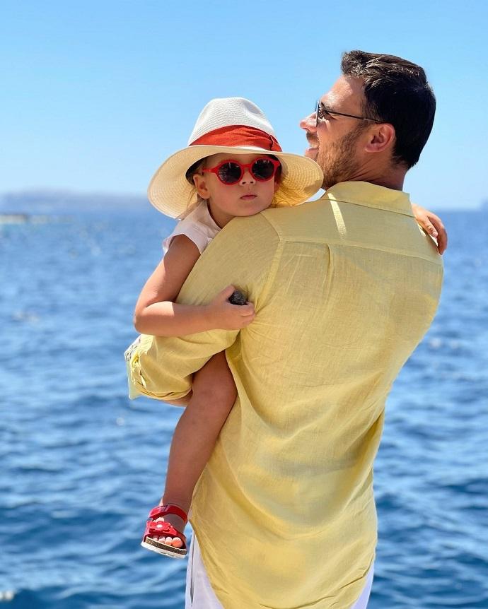 Эмин Агаларов и Алена Гаврилова провели вместе романтический отпуск в Греции