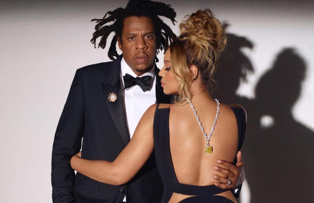 Компания Tiffany & Co опозорилась из-за Бейонсе и Джей Зи