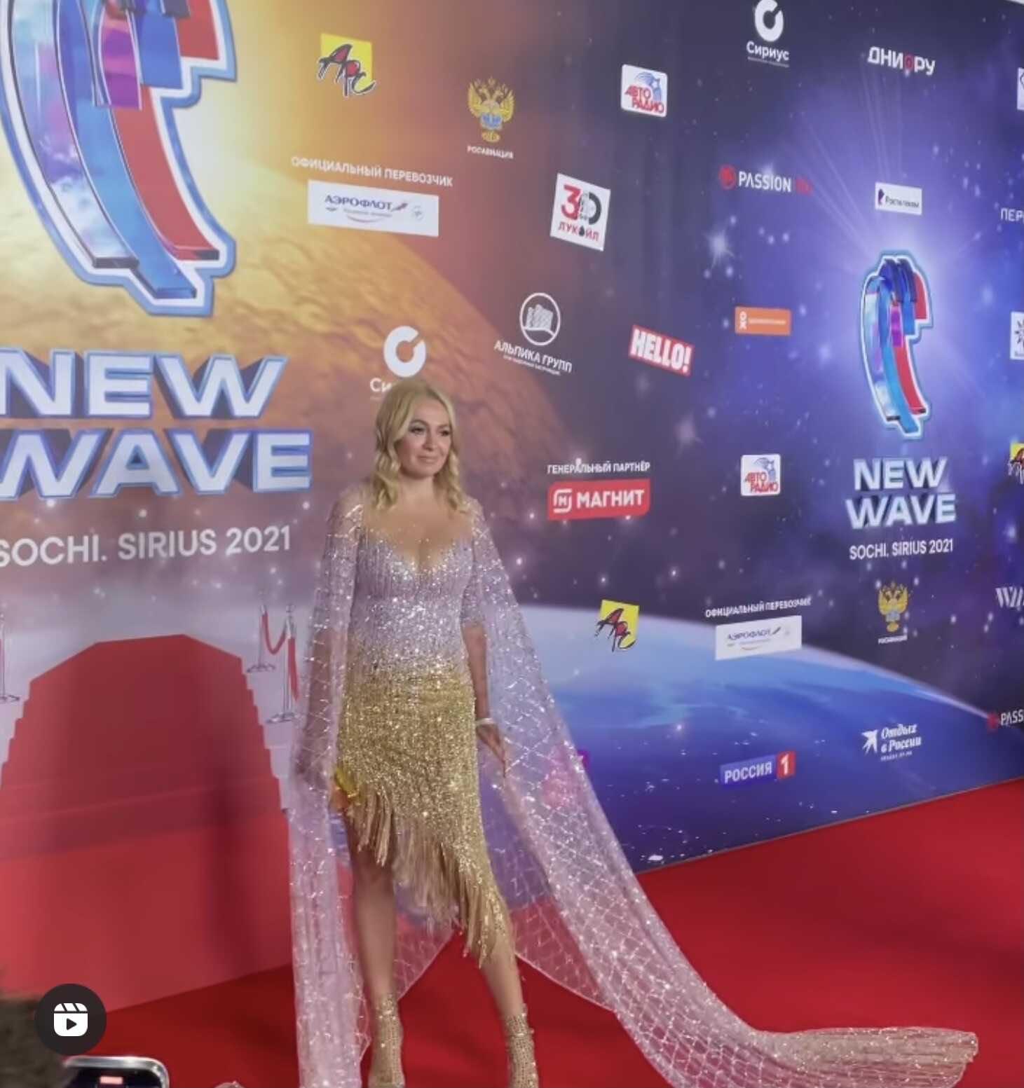 «Самое удачное»: Яна Рудковская вновь появилась на красной дорожке и даже нарвалась на комплимент