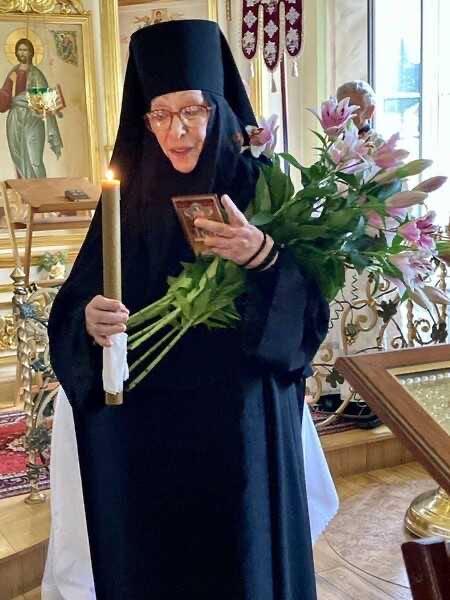Народная артистка РСФСР Екатерина Васильева стала монахиней