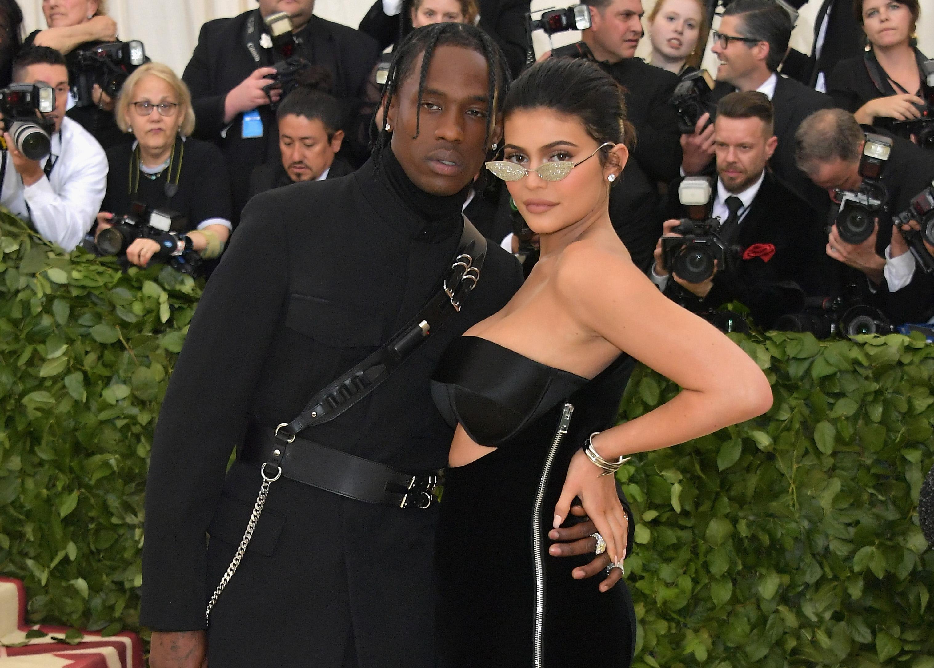 Kylie Jenner threw a tantrum on Travis Scott