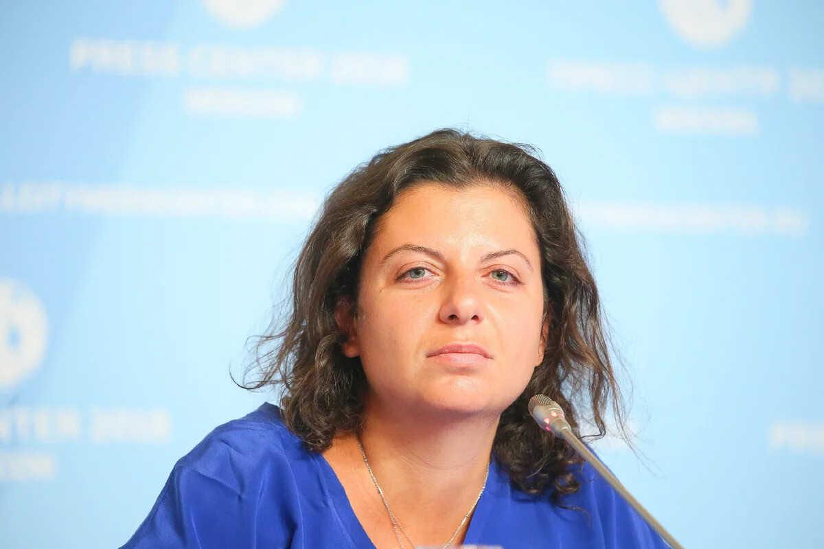 Маргарита Симоньян объяснила, почему не следила за своей внешностью несколько лет назад