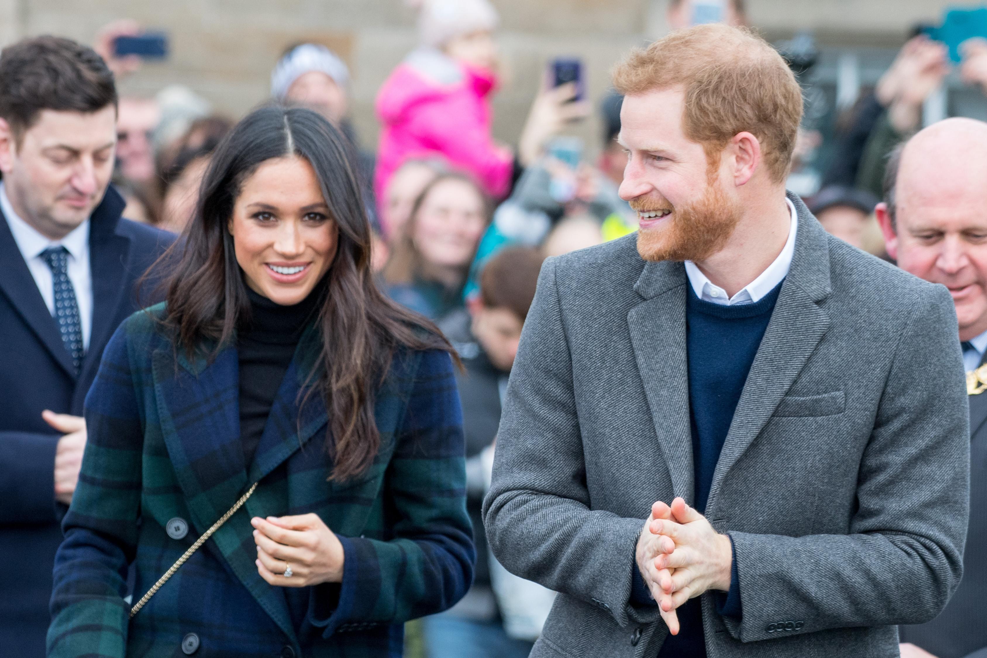Royal smell: Meghan Markle and Prince Harry settled near marijuana plantations