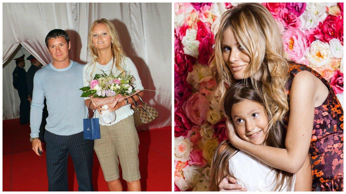 Дана Борисова рассказала о жестоком обращении бывшего супруга с дочерью Полиной