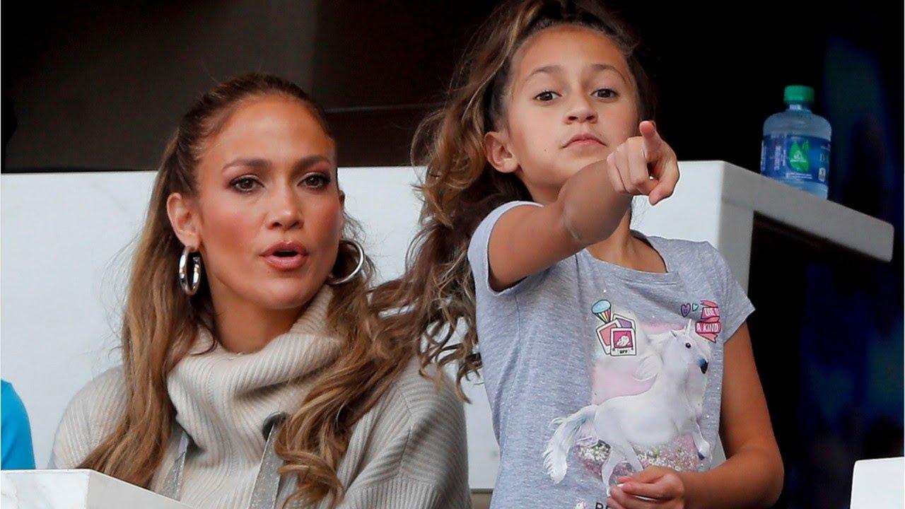 Jennifer Lopez's daughter refuses to accept her gender