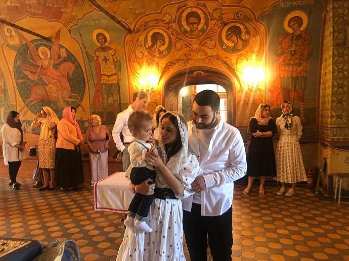 Alexey Vorobyov became a father