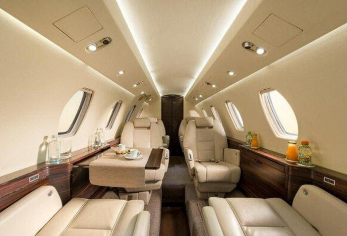 Private jets of Russian stars: luxury or necessity?