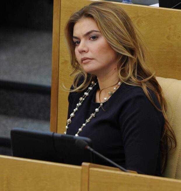 Sister Alina Kabaeva was left without work